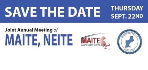 MAITE meeting banner